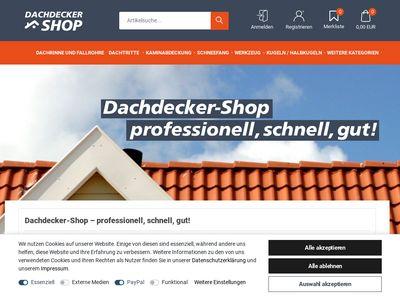 Steffen Jost Dachdecker-Shop