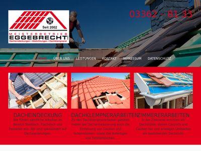 Dachdeckerei Eggebrecht GmbH
