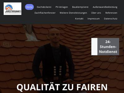 Jochimsen Dachdeckermeister
