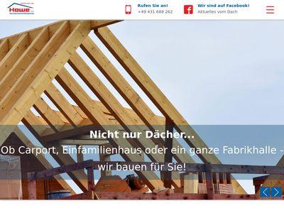 Dachdeckerei Howe GmbH