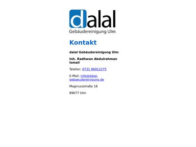 Dalal Gebäudereinigung