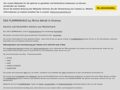 Micha Wendt Kachelöfen-Kamine Fli