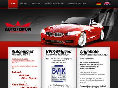Autoforum Augsburg