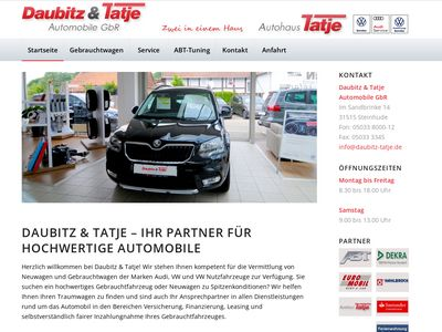 Daubitz&Tatje Automobile GbR