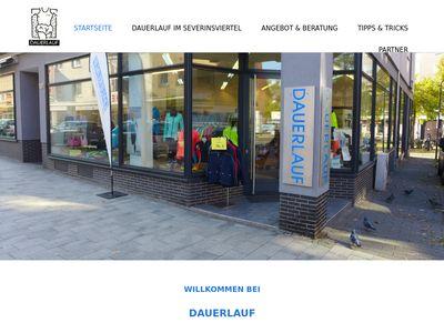 Dauerlauf Schuhe für Aktive GmbH
