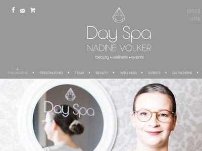 Day Spa Nadine Volker