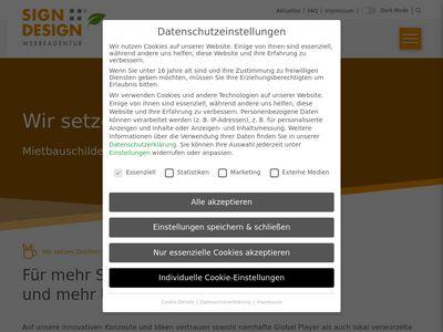 Decor1 Agentur für Grafik & Webdesign
