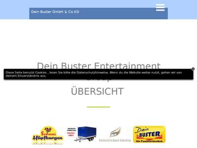 Dein Buster Erfurt - leihen kaufen verkaufen