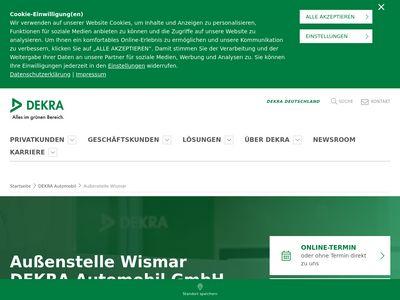 DEKRA Automobil Aussenstelle Wismar