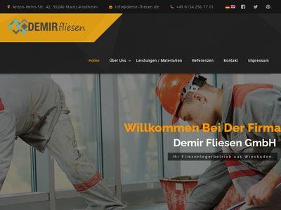 Demir Fliesen GmbH
