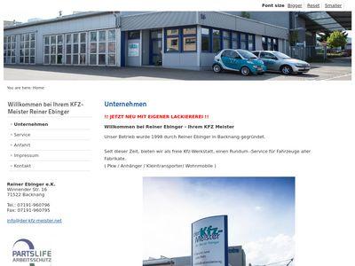 Autohaus Ebinger