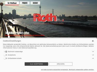 Metallbau & Schlosserei Olaf Roth
