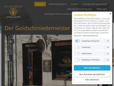 Der Goldschmiedemeister