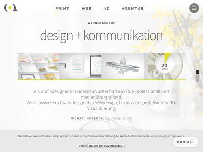 Design+Kommunikation Werbeagentur