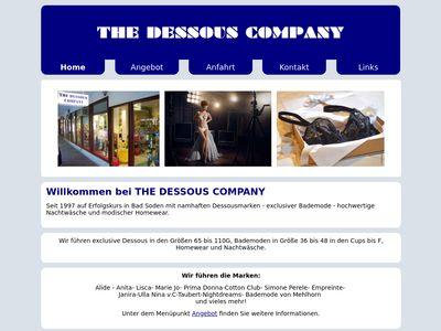 The Dessous Company Sylvia Weber e.Kfr.
