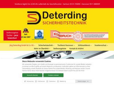 Jörg Deterding GmbH & Co. KG