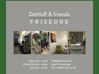 Dettloff&friends FRISEURE