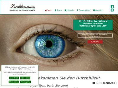 Dettmann Augenoptik Inh. Frank Dettmann