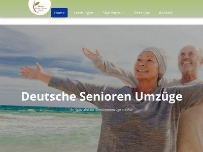 DSU - Deutsche Senioren Umzüge