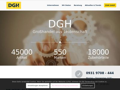 DGH Grosshandel