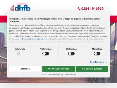 Dhfb - Das Haus für Brandschutz GmbH