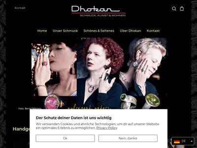 Dhokan - Schmuck, Kunst & Wohnen