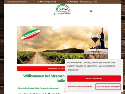 Di Dio italienische Lebensmittel GmbH