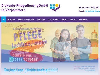 Diakonie-Pflegedienst gGmbH Sozialstation