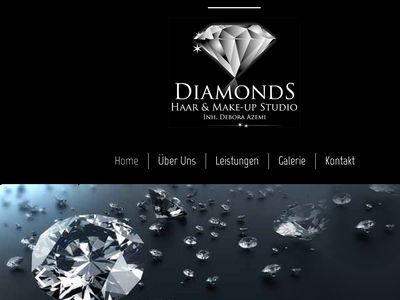 Diamonds Haar & Make-Up Studio, Debora Azemi