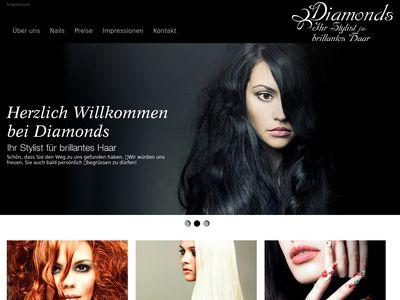 Diamonds Ihr Stylist für brillantes Haar