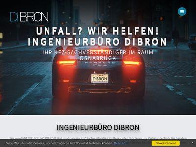 Ing.-Büro Dibron - KFZ Sachverständiger