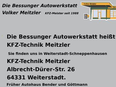 Die Bessunger Autowerkstatt