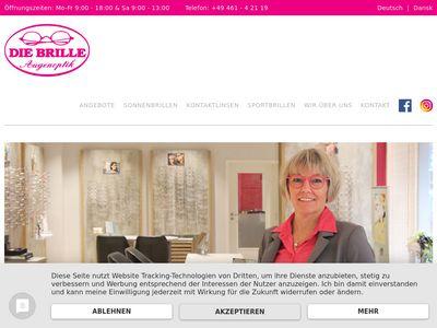Die Brille GmbH & Co. KG Augenoptik