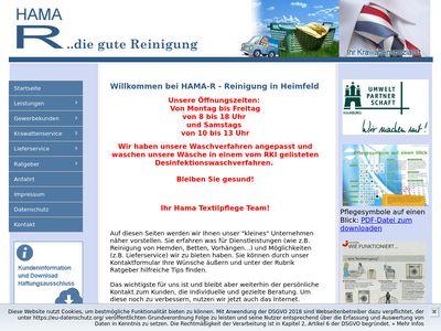 Reuter H. chem. Reinigung