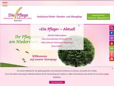 Die Pflege Ambulanter Pflegedienst GmbH