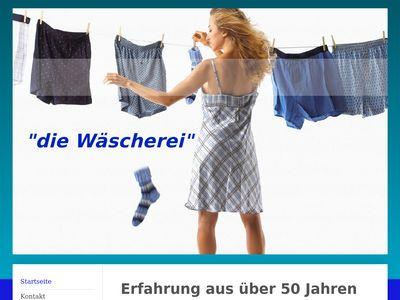 Wäscherei Vorberg