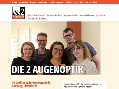 Die 2 Augenoptik