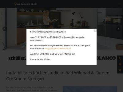 Die optimale Küche GmbH