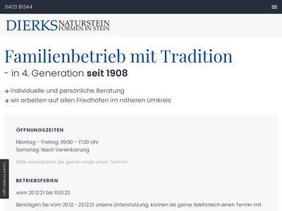 Dierks Naturstein GmbH