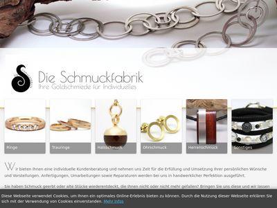 Die Schmuckfabrik - Goldschmiede