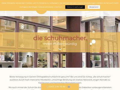 Schuhaus Merseburger
