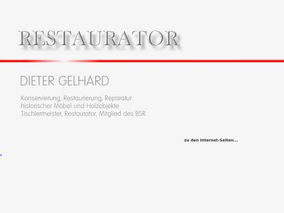 Dieter Gelhard