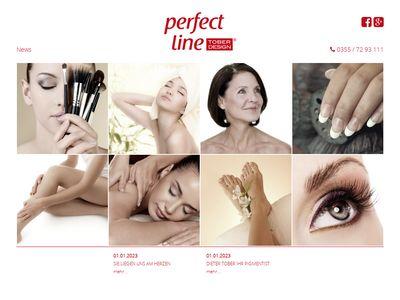 Perfect Line Dieter Tobers Kosmetikstudio