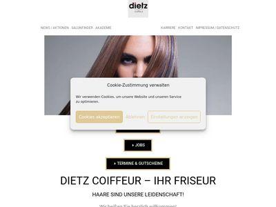 Dietz coiffeur cosmetik