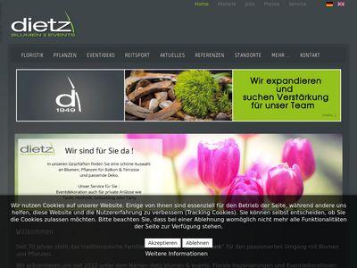 Blumen ENK Thomas Dietz