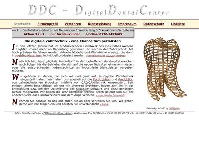 Dentallabor für digitale Zahntechnik
