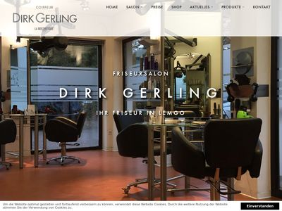 Dirk Gerling Friseur Team