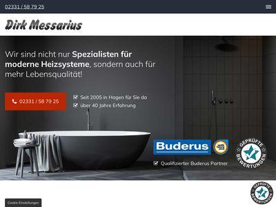 Dirk Messarius Heizungs- und Sanitärtechnik