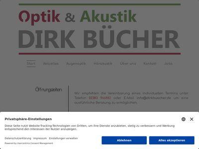 Dirk Bücher Optik & Akustik