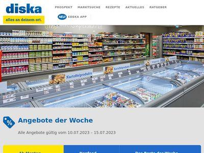 Diska Leipzig-Wiederitzsch